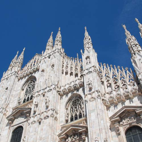 I Love Italy answer: MILAN CATHEDRAL