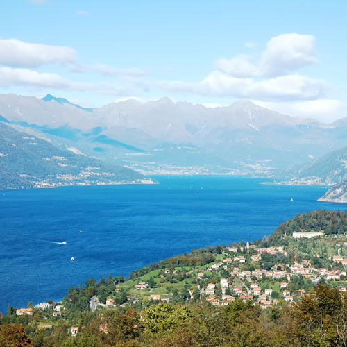I Love Italy answer: LAKE COMO
