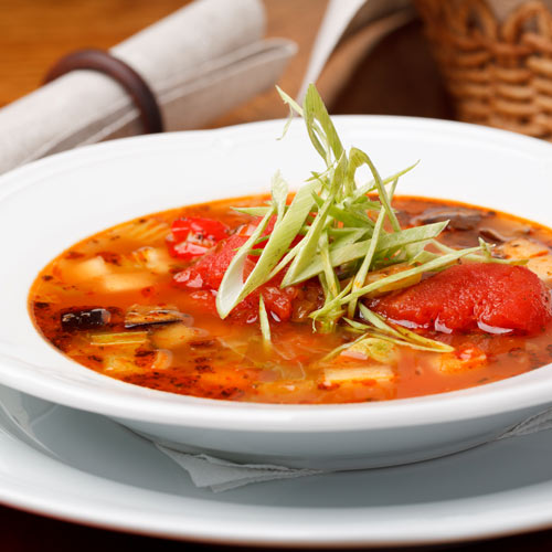 I Love Italy answer: MINESTRONE