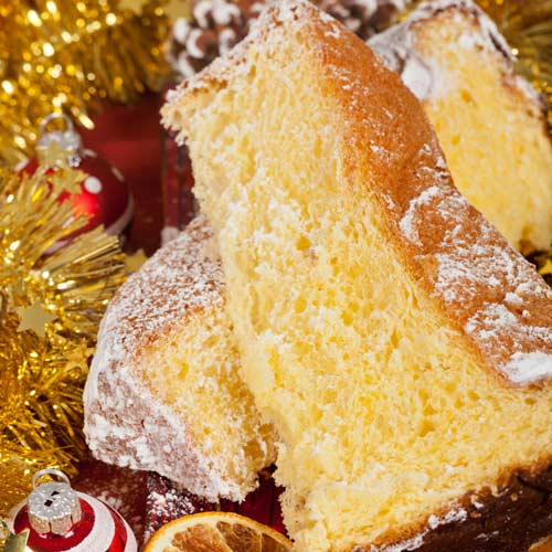 I Love Italy answer: PANDORO CAKE