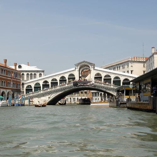 I Love Italy answer: RIALTO BRIDGE