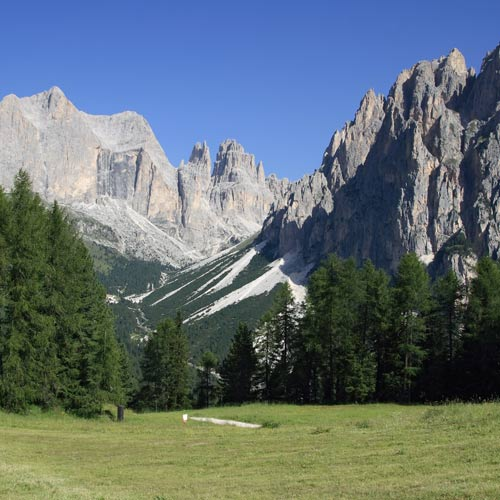 I Love Italy answer: THE DOLOMITES
