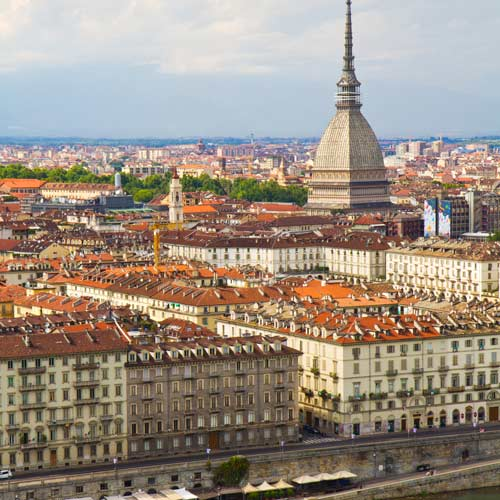 I Love Italy answer: TURIN