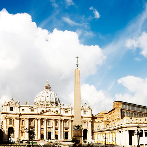 I Love Italy answer: VATICAN CITY