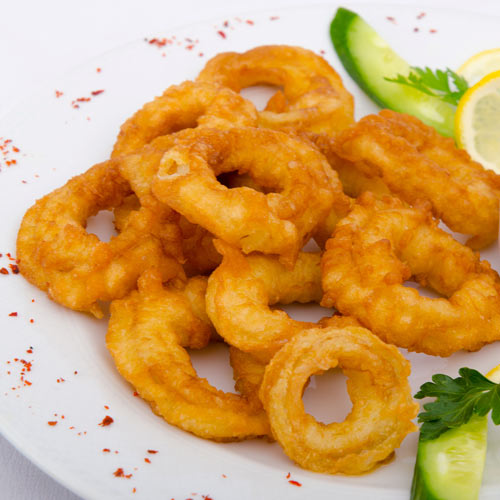 I Love Italy answer: CALAMARI