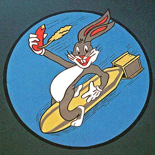 I Love USA answer: BUGS BUNNY