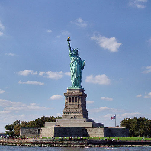 I Love USA answer: LADY LIBERTY