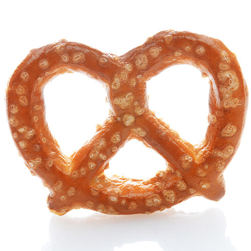 I Love USA answer: PRETZEL