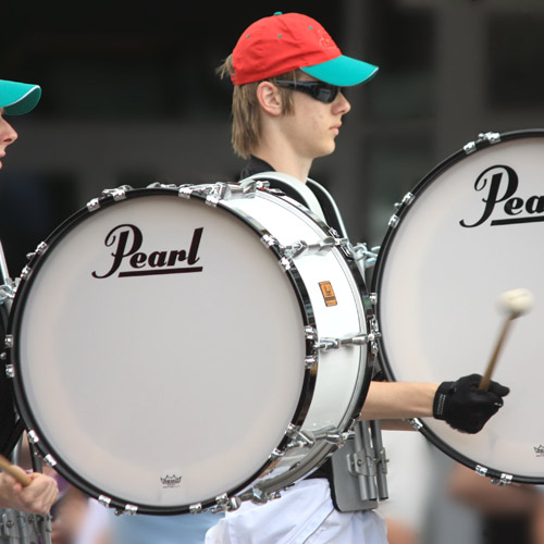 Instruments answer: BASS DRUM