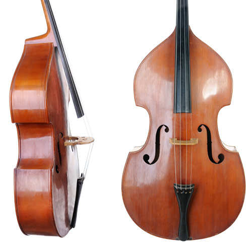 Instruments answer: DOUBLE BASS