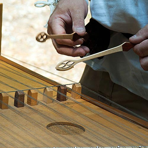 Instruments answer: DULCIMER