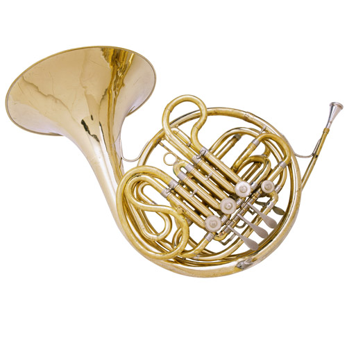Instruments answer: FRENCH HORN