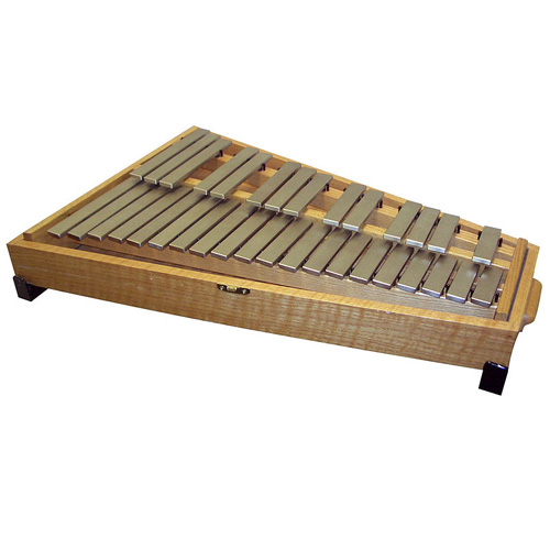 Instruments answer: GLOCKENSPIEL
