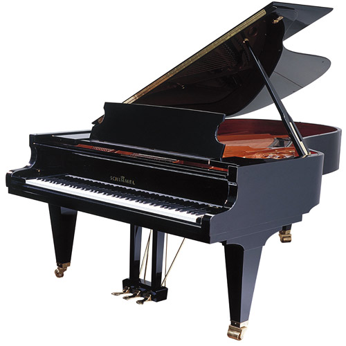 Instruments answer: GRAND PIANO