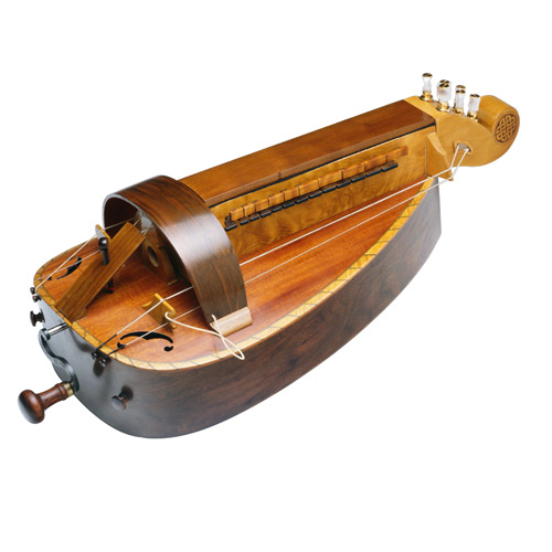 Instruments answer: HURDY GURDY