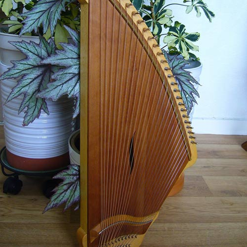Instruments answer: KANTELE