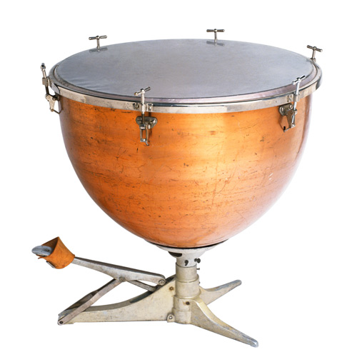 Instruments answer: KETTLE DRUM