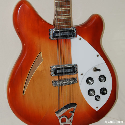 Instruments answer: RICKENBACKER