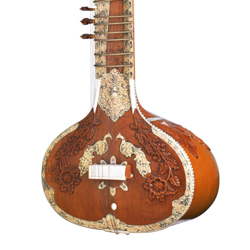 Instruments answer: SITAR