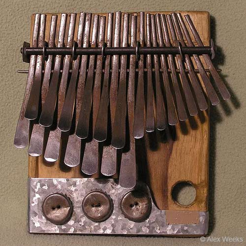 Instruments answer: THUMB PIANO