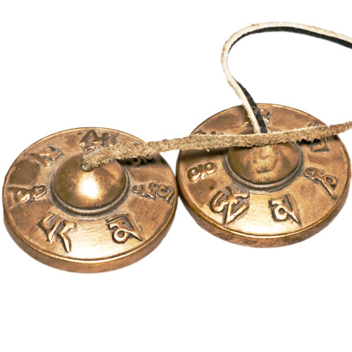 Instruments answer: TIBETAN CYMBALS