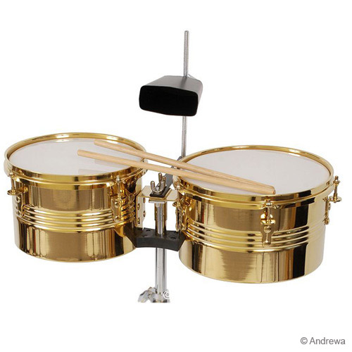 Instruments answer: TIMBALES