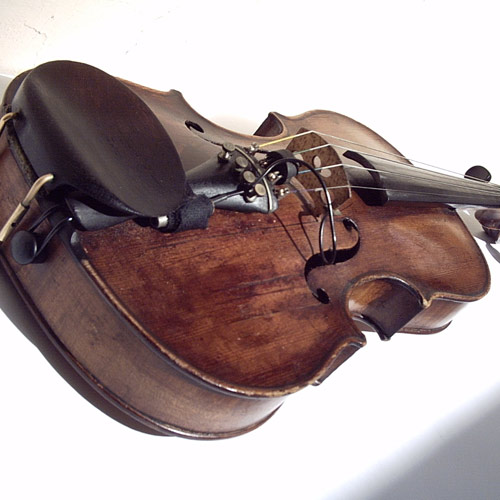Instruments answer: VIOLIN