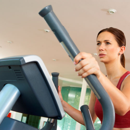 Keep Fit answer: CROSSTRAINER