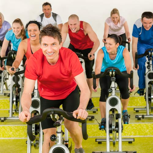 Keep Fit answer: SPINNING