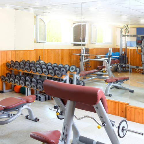 Keep Fit answer: GYM