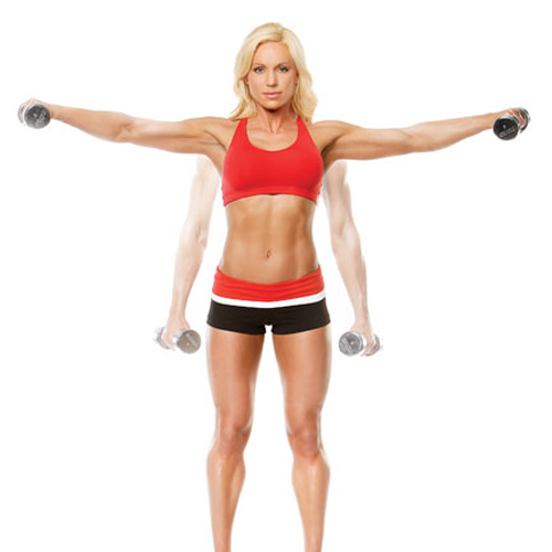 Keep Fit answer: LATERAL RAISE