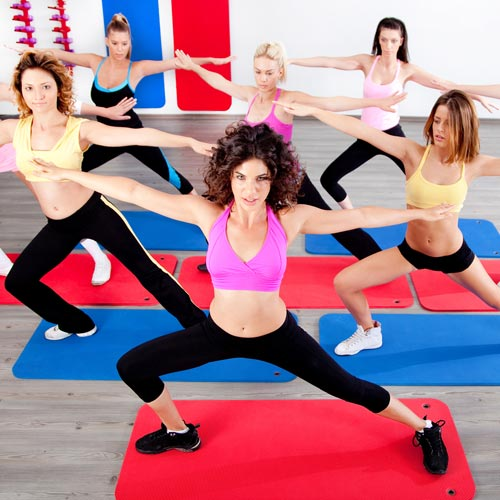 Keep Fit answer: AEROBICS