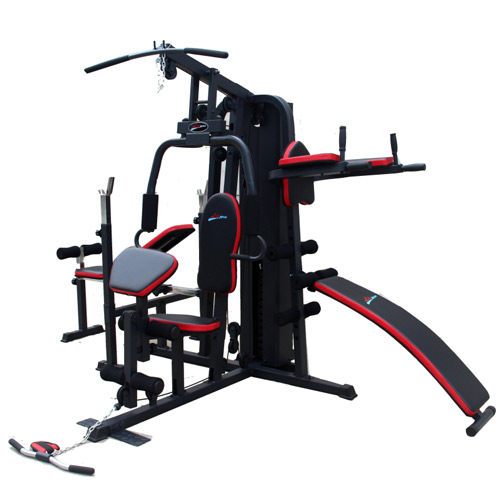 Keep Fit answer: HOME MULTI-GYM