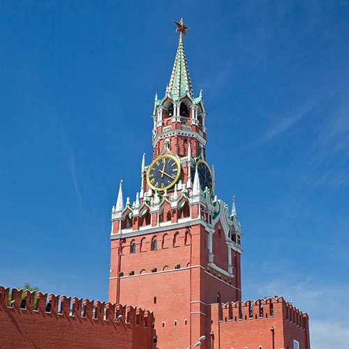 K is for... answer: KREMLIN