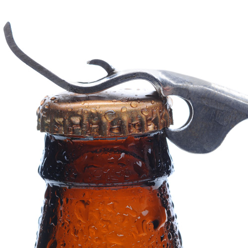Kitchen Utensils answer: BOTTLE OPENER