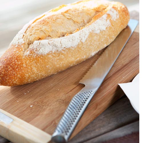 Kitchen Utensils answer: BREAD KNIFE