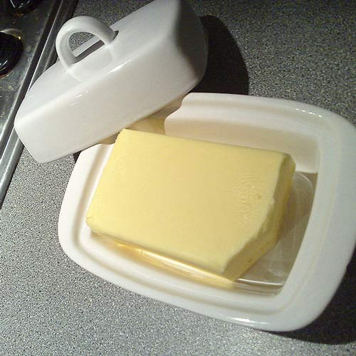 Kitchen Utensils answer: BUTTER DISH