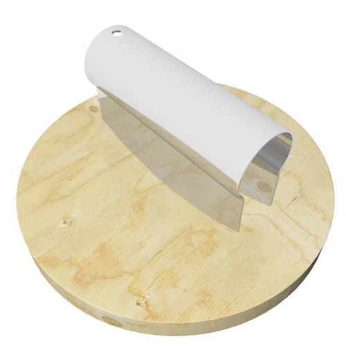 Kitchen Utensils answer: DOUGH CUTTER