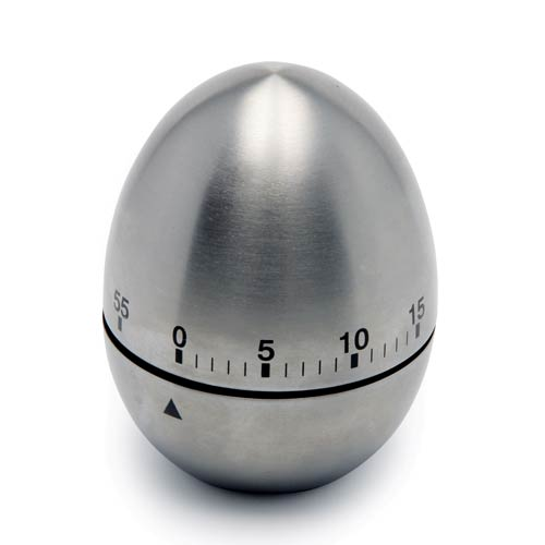Kitchen Utensils answer: EGG TIMER