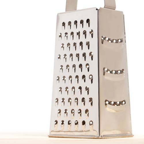 Kitchen Utensils answer: GRATER