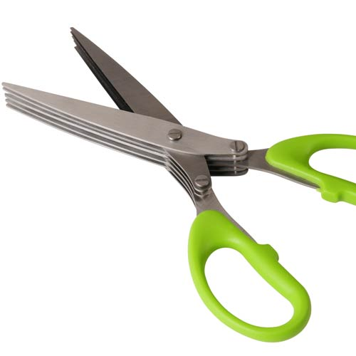 Kitchen Utensils answer: HERB SCISSORS