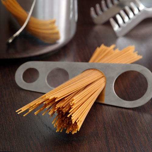 Kitchen Utensils answer: PASTA MEASURE