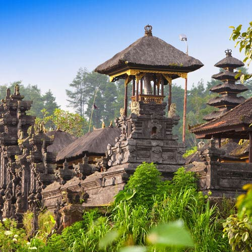 Landmarks answer: PURA BESAKIH