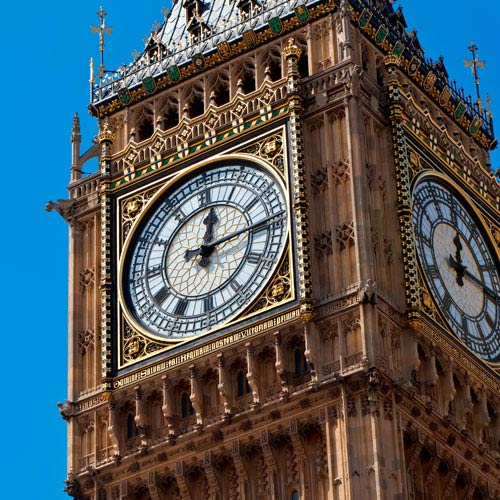 Landmarks answer: BIG BEN