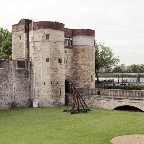 Landmarks answer: TOWER OF LONDON