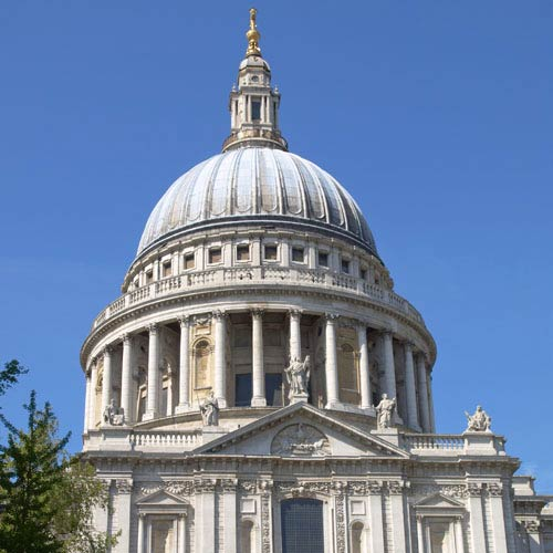 Landmarks answer: ST PAULS