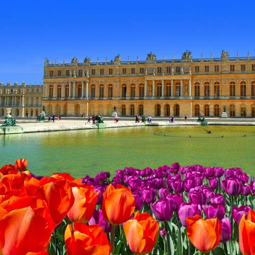Landmarks answer: VERSAILLES