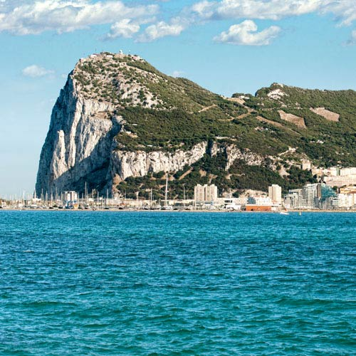 Landmarks answer: GIBRALTAR