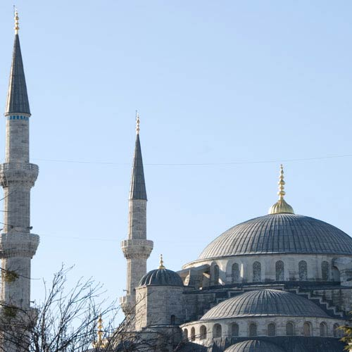 Landmarks answer: HAGIA SOPHIA