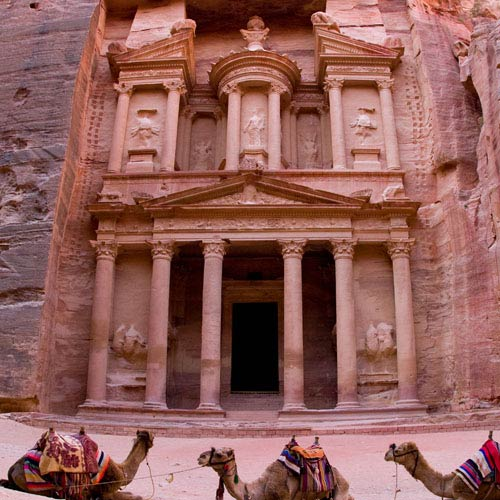 Landmarks answer: PETRA